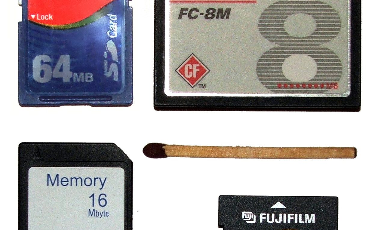 karty pamięci
