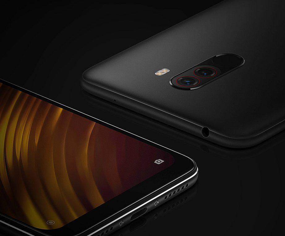 Pocophone F1 naprawa Xiaomi