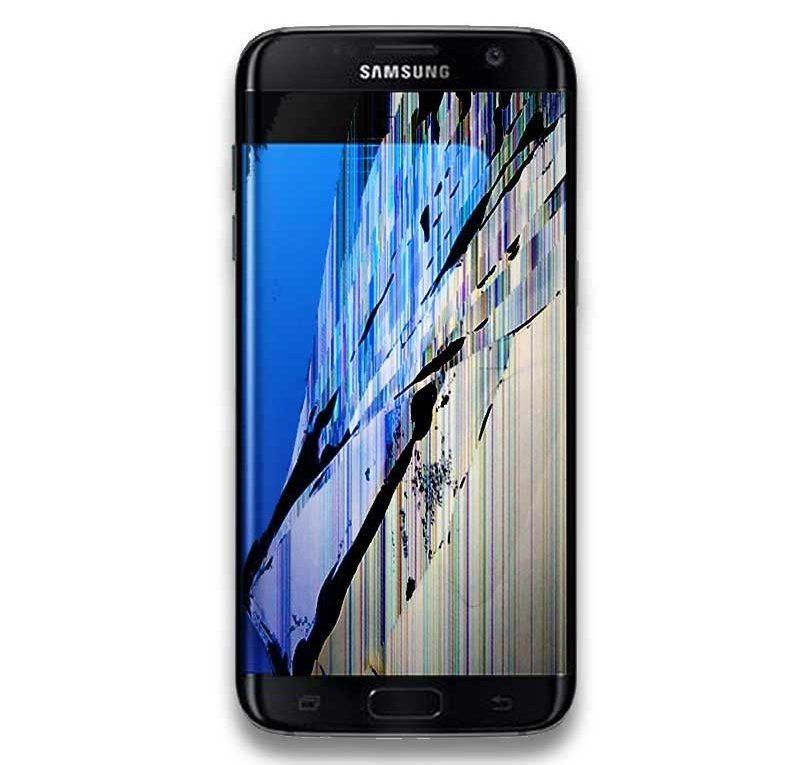 Galaxy S7 EDGE wyświetlacza