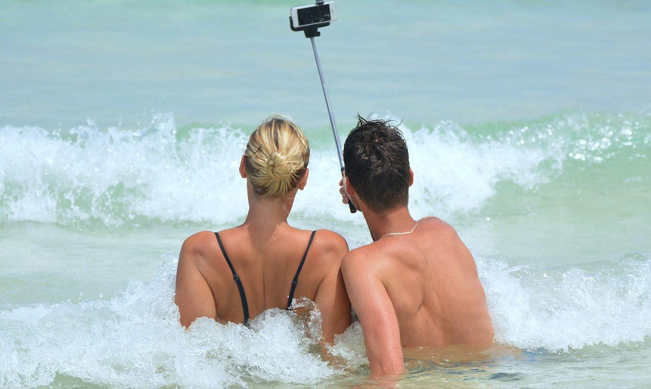 wodoodporny telefon